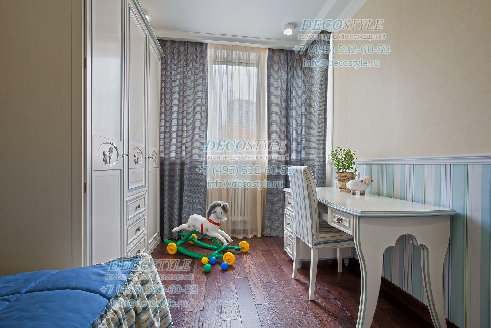 Ремонт и отделка квартир под ключ в СПб