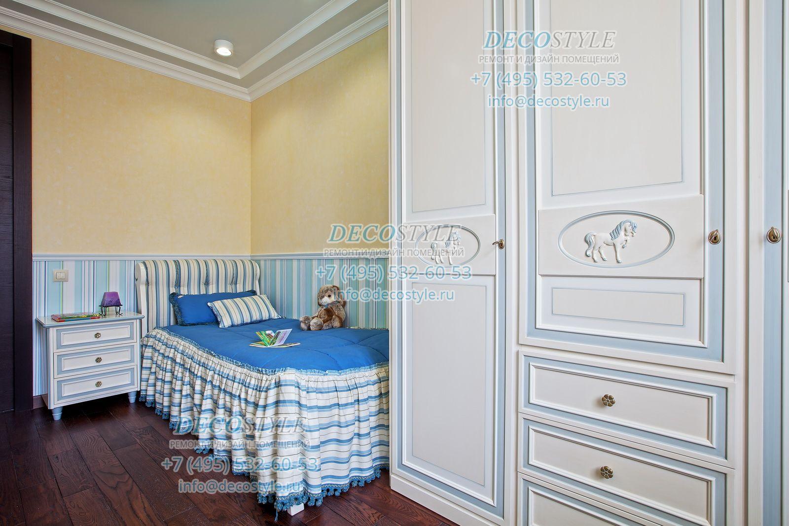 Ремонт квартир под ключ в Московской области